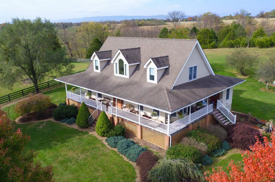 Using Drones for Real Estate Photography