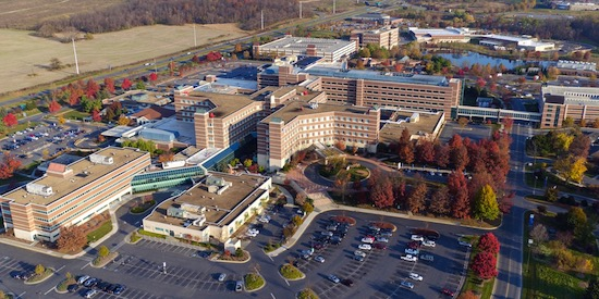 Winchester Medical Center – An Aerial Tour